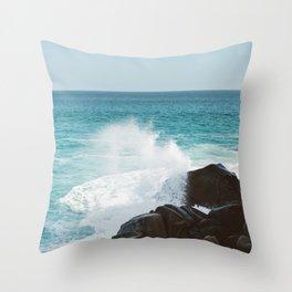 Pedregal, Mexico IV Throw Pillow