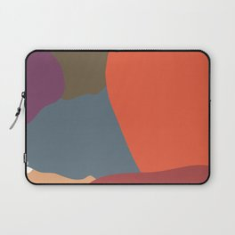 Colorful camouflage V1 Laptop Sleeve