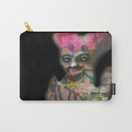 High Five black by Kari Anne Marstein Carry-All Pouch