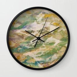 San Marcos River Wall Clock