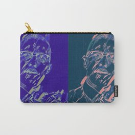Malcolm X Carry-All Pouch