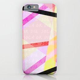SOD - Sweet & Loco, Pattern iPhone Case