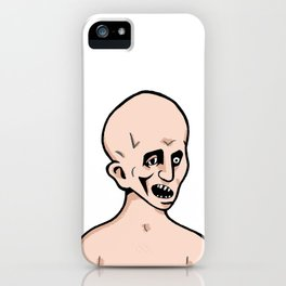 Jason Voorhees part 1 iPhone Case