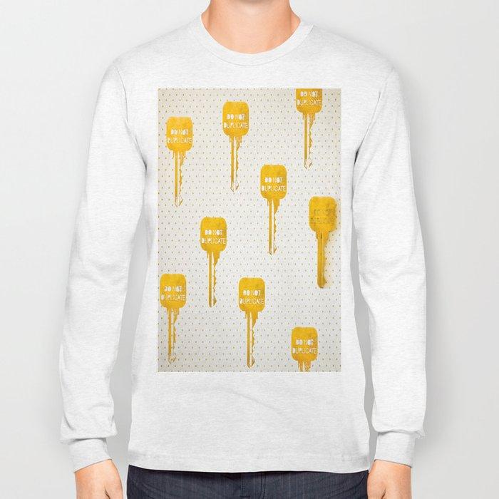 Do Not Duplicate Long Sleeve T-shirt