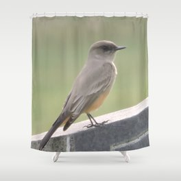 Catcher of the Fly Shower Curtain