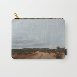 DESERT III / Joshua Tree, California Carry-All Pouch