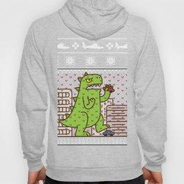 Godzilla Ugly Christmas Hoody
