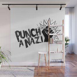 Punch A... Wall Mural