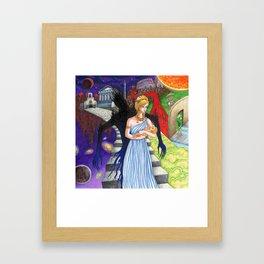 Yours Ever Framed Art Print