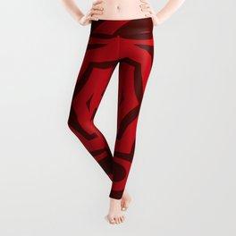 Rouge Alpha (colored Callisto) Leggings
