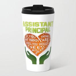 Assistant Principal Travel Mug