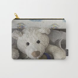 teddy bear surprise Carry-All Pouch