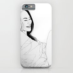 Happiness(illustration) Slim Case iPhone 6s