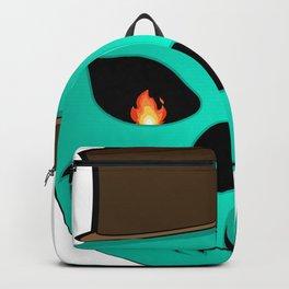 Devil monster Backpack