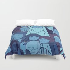 The Two Towers Duvet Cover