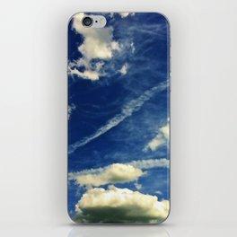 Cloudy Sky iPhone Skin