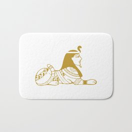 Sphinx Bath Mat