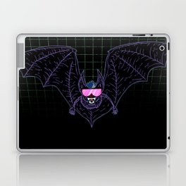Neon Bat Laptop & iPad Skin