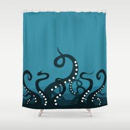 Lurker Shower Curtain