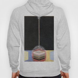 The Dove, No. 03 by Hilma af Klint Hoody