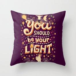 Promise Throw Pillow