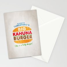 Big Kahuna Burger Stationery Cards