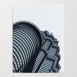 Petronas II - Kuala Lumpur Poster