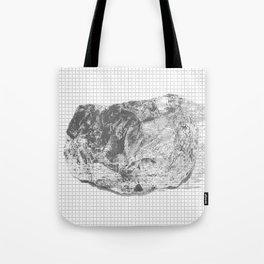 silicon dioxide (SiO2) Tote Bag