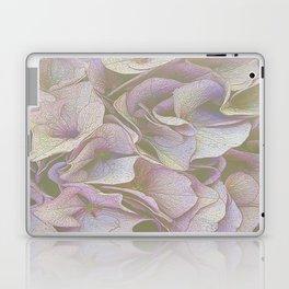 FADED HYDRANGEA CLOSE UP Laptop & iPad Skin