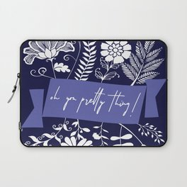 oh you pretty thing Laptop Sleeve