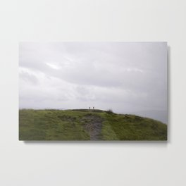 Scotland trails Metal Print