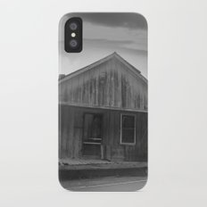 The Good Old Shack iPhone X Slim Case
