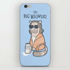 The Big Mewoski iPhone & iPod Skin
