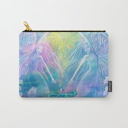Gemini Angels Carry-All Pouch