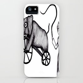 Circadian Beauty iPhone Case