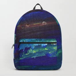 Rolling In Backpack
