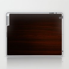 Wooden case Laptop & iPad Skin
