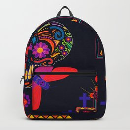 Bird Colorful Collection Backpack