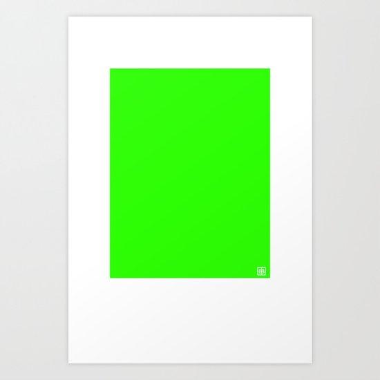 Life of π Art Print