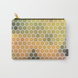 Abstract mosaic geometric colorful background Carry-All Pouch