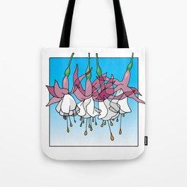 Fuchsias Tote Bag