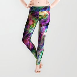 Trapped in Colour Leggings