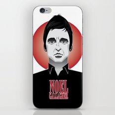 Noel Gallagher iPhone & iPod Skin
