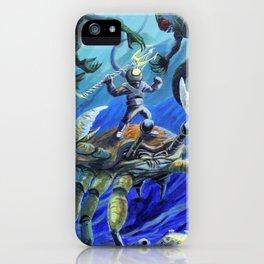 Treasure Hunt iPhone Case