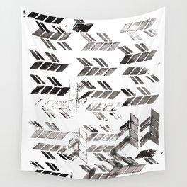 plumas Wall Tapestry