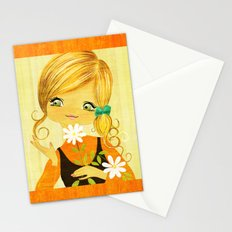 Sunshine Flower Girl Stationery Cards