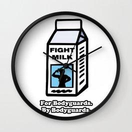 Fight Milk - Always Sunny In Philadelphia Wall Clock