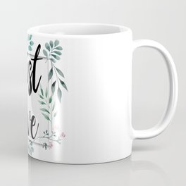 Just Live Coffee Mug