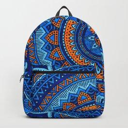 Hippie mandala 36 Backpack