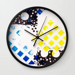 Math series, five Wall Clock